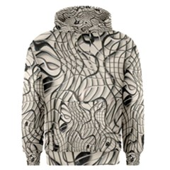 Ribbon Chaos 2  Men s Pullover Hoodies