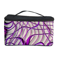 Ribbon Chaos 2 Lilac Cosmetic Storage Cases