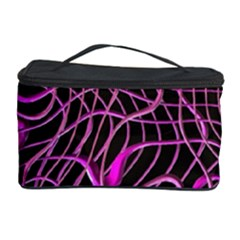 Ribbon Chaos 2 Pink Cosmetic Storage Cases