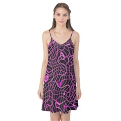 Ribbon Chaos 2 Pink Camis Nightgown