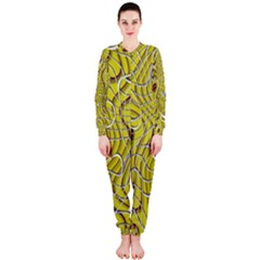 Ribbon Chaos 2 Yellow Onepiece Jumpsuit (ladies)
