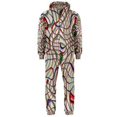 Ribbon Chaos 2 Hooded Jumpsuit (Men)