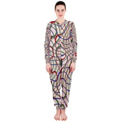 Ribbon Chaos 2 OnePiece Jumpsuit (Ladies)