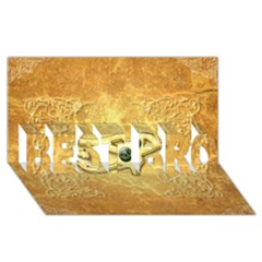 The All Seeing Eye With Eye Made Of Diamond Best Bro 3d Greeting Card (8x4)