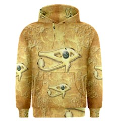 The All Seeing Eye With Eye Made Of Diamond Men s Pullover Hoodies