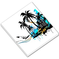 Surfing Small Memo Pads