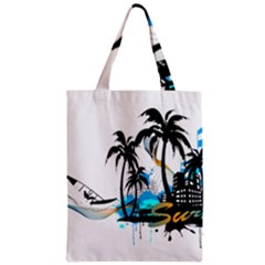 Surfing Classic Tote Bags