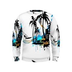 Surfing Boys  Sweatshirts