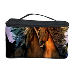 Wonderful Horses In The Universe Cosmetic Storage Cases