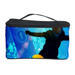 Snowboarding Cosmetic Storage Cases