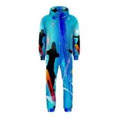 Snowboarding Hooded Jumpsuit (Kids)