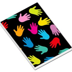 All Over Hands Large Memo Pads
