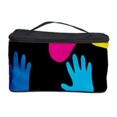 All Over Hands Cosmetic Storage Cases