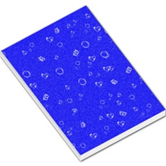 Sweetie Blue Large Memo Pads