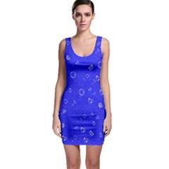 Sweetie Blue Bodycon Dresses