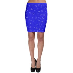 Sweetie Blue Bodycon Skirts