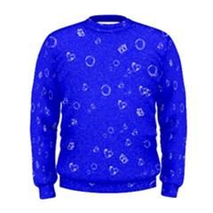 Sweetie Blue Men s Sweatshirts