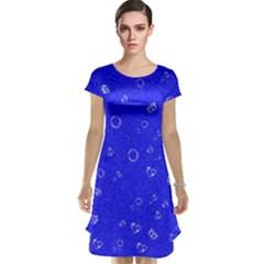Sweetie Blue Cap Sleeve Nightdresses