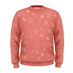 Sweetie Peach Men s Sweatshirts