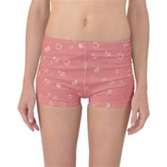 Sweetie Peach Boyleg Bikini Bottoms