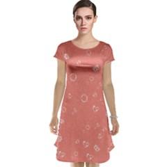 Sweetie Peach Cap Sleeve Nightdresses