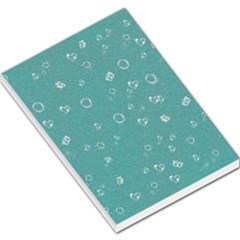 Sweetie Soft Teal Large Memo Pads