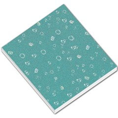 Sweetie Soft Teal Small Memo Pads