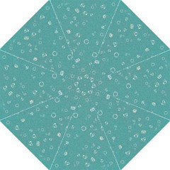 Sweetie Soft Teal Hook Handle Umbrellas (large)