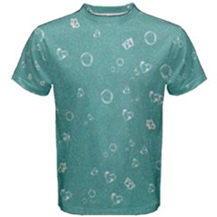 Sweetie Soft Teal Men s Cotton Tees