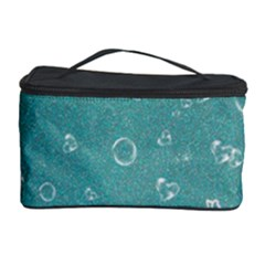 Sweetie Soft Teal Cosmetic Storage Cases