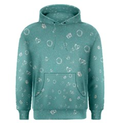 Sweetie Soft Teal Men s Pullover Hoodies
