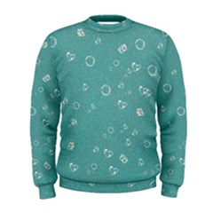 Sweetie Soft Teal Men s Sweatshirts