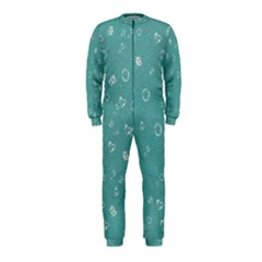 Sweetie Soft Teal OnePiece Jumpsuit (Kids)