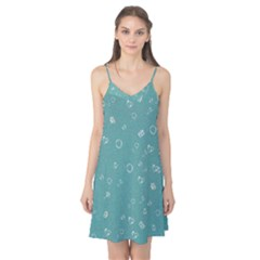 Sweetie Soft Teal Camis Nightgown