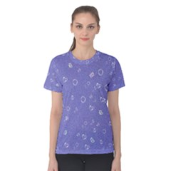 Sweetie Soft Blue Women s Cotton Tees