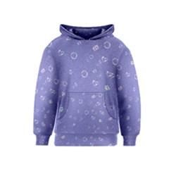 Sweetie Soft Blue Kid s Pullover Hoodies