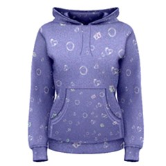 Sweetie Soft Blue Women s Pullover Hoodies