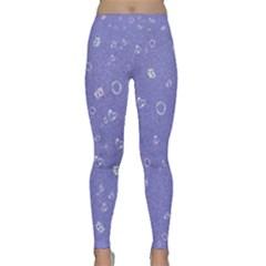 Sweetie Soft Blue Yoga Leggings