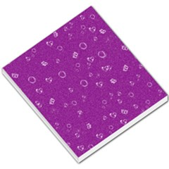Sweetie,purple Small Memo Pads