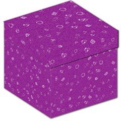 Sweetie,purple Storage Stool 12