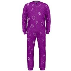 Sweetie,purple OnePiece Jumpsuit (Men)