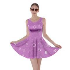 Sweetie,pink Skater Dresses