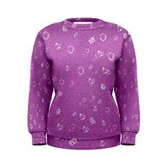 Sweetie,pink Women s Sweatshirts