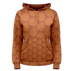 Arrow Pattern Women s Pullover Hoodies