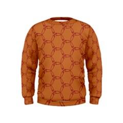 Arrow Pattern Boys  Sweatshirts