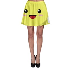 Kawaii Bee Skater Skirts