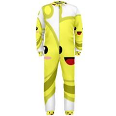 Kawaii Bee Onepiece Jumpsuit (men)