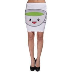 Kawaii Cup Bodycon Skirts