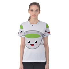 Kawaii Cup Women s Cotton Tees