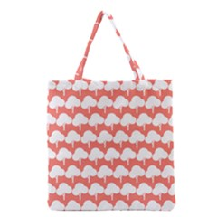 Tree Illustration Gifts Grocery Tote Bags